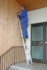 Лестница приставная Krause Stabilo 10 ступеней